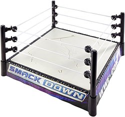 WWE Smackdown Superstar Ring Figure