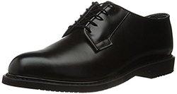 Bates Men's Lites Leather Oxford, Black, 11.5 D