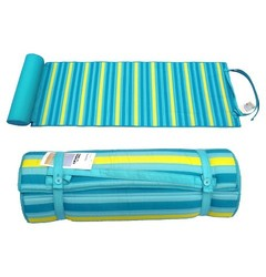 Room Essentials Beach Roll-Up Mat - Multi Stripe