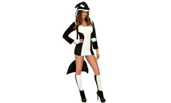 Orca Cutie Costume For Women: Medium