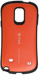 iFace Mark 1 First Class Carrying Case for Galaxy Note 4 - Retail Packaging - Orange