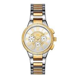 JBW Women's Helena Diamond Watch: Two-Tone Stainless Steel & Gold (J6328D)