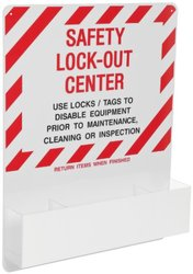 Brady Prinzing Lockout Center Unfilled - Black/Red