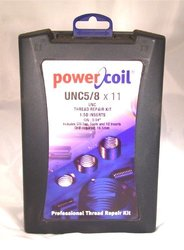 Power Coil UNC Thread Stanliess Steel Repair Kit