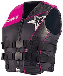 Jobe Progress Nylon Life Jacket Vest, Large, PFD