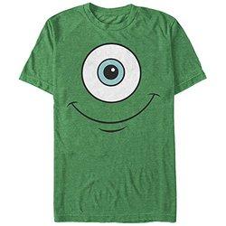 Mens Pixar Tee: Mikes Eyeball/Large