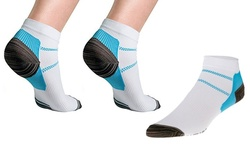 Ankle Compression Plantar Socks For Pain Management