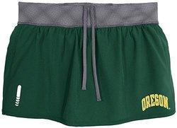 NCAA Oregon Ducks Women's Trend Captain Fitness Skort, Medium, Dark Green