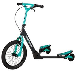 Razor Unisex Delta Wing Ride on for Ages 5-7 Yrs- Aqua