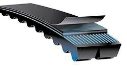 Gates 3/3VX1250 3VX Section Super HC Molded Notch PowerBand Belt