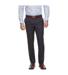 Haggar Men's Performance Slim Fit Pants - Navy - Size: 30X30