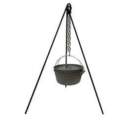 Cast Iron Co Oking Tripod