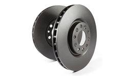 EBC Brakes UPR7507 UPR Series/D series Premium OE Rotor
