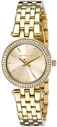 Michael Kors Women's Watch: Mini Darci Mk3295/gold Band