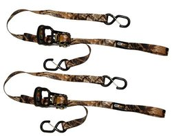 EK Motorsports 2pk Dual Safety Clip Tie Downs - Camoflauge (19544P-W57-AM)