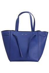 Celine Small Cabas Phantom Handbag Indigo