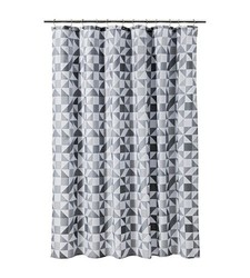 """Room Essentials Shower Curtains - Gray - Size: 72"""" x 72"""""""