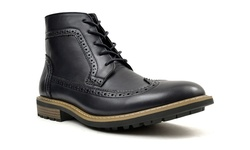 Joseph Abboud Shoes: Wilson-black/9.5