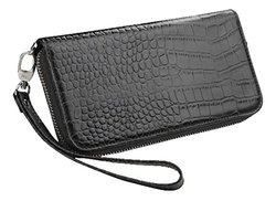 MyBat Wallet Case for Apple iPhone 3GS/3G & Others - Retail Packaging - Black