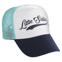 Baby Boys' Anchors Baseball Hat - Blue/White Circo - Size: 6-12M