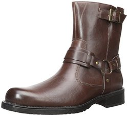 Kenneth Cole Unlisted Slightly-Off Men's Boots: Brown/12M