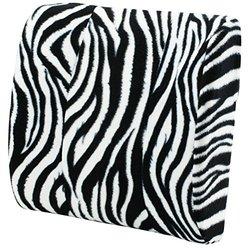 Black And White Zebra Massage Rest Back Massage Pillow