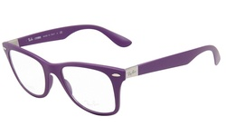 Ray-Ban Unisex Optical Frames - Purple Frame - Size: 50mm