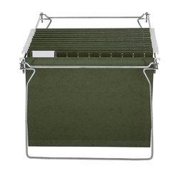 InPlace Hanging Folder Frame Kit Letter - Green (OM01446)
