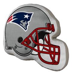 """NFL Helmet Pillow Patriots - Multicolor - Size: 15"""" X 12"""""""