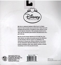 Disney Princess Draw & Erase! Drawing Board (21634)