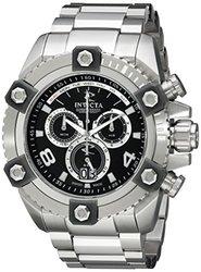 Invicta Men's 0335 Reserve Chronograph Black Dial Watch