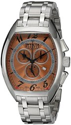 Invicta Men's 17280 Reserve Analog Display Swiss Quartz Silver Watch