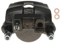 Raybestos FRC10347 Grade Semi-Loaded Disc Brake Caliper - Black