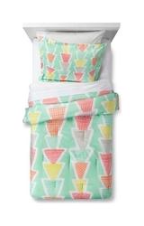 Pillowfort Sweets Shoppe Comforter Set 3 Piece - Aquamint - Size: Twin