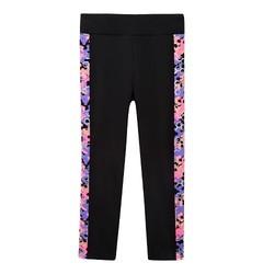 Freestyle By Danskin Girls' Gymnastic Capri Legging - Black
