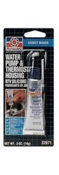 Permatex Water Pump & Thermostat RTV Silicone Gasket Maker - 5 oz.