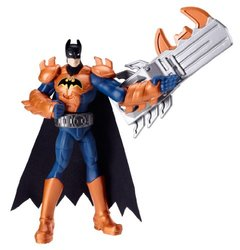 Batman Power Attack Deluxe Action Figure - Batarang Blaster