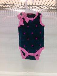 Circo Baby Girl's Bodysuit - Fruit Print - Size: Newborn
