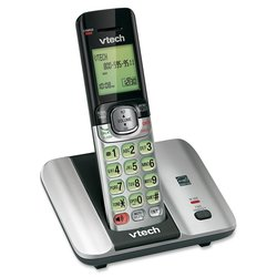Vtech Dect 6.0 Expandable Cordless Phone with Caller ID (CS6519)