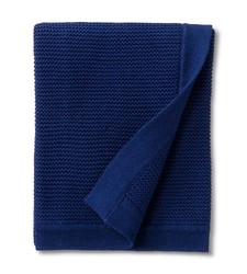 "Circo Chunky Knit Baby Blanket - Navy - Size: 30"" x 40"""