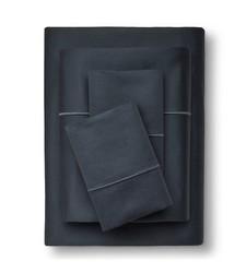 Fieldcrest Luxury Egyptian Cotton Sheet Set - Shadow Teal - Size: Cal King