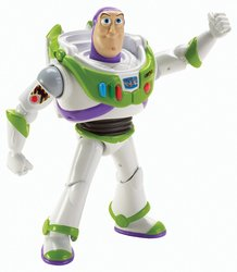 "Mattel Disney/Pixar Toy Story Classic Buzz Figure - Size: 4"""