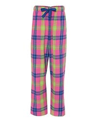 Boxercraft Team Pride Fashion Flannel Pants with Pockets (F20Y) -Popsicle -M