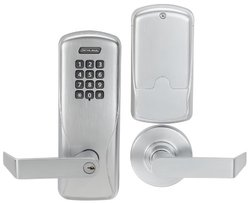 Schlage CO Series Class 100 Offline Electronic Lock Cylindrical Chassis