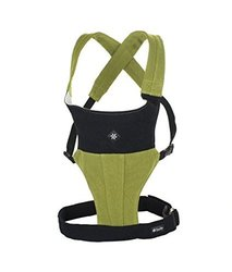 Belle Baby Organic Carrier with Head Support - Organic Moss