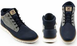 XRay Men's New Gravity Boots - Navy - Size: 10