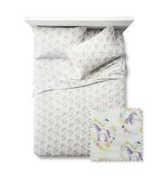 Pillowfort Main Mare Sheet Set - Multi - Size: Twin - 3Pc
