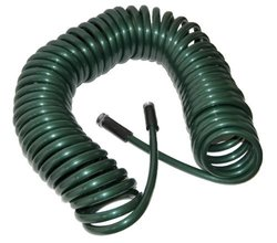 Garden & Lawn Plastair Spring Hose - Green