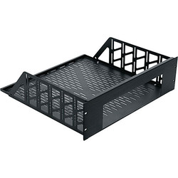 Middle Atlantic Custom 3U Rackmount Enclosure - Black - Size: 14""
