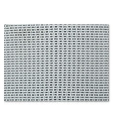 """Threshold Woven Placemat - Blue - Size: 19"""" x 14"""""""